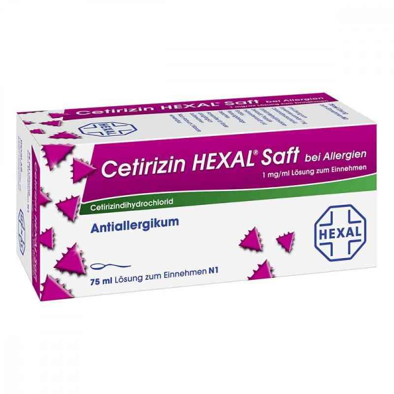 Cetirizin HEXAL bei Allergien 1mg/ml  bei apo.com bestellen