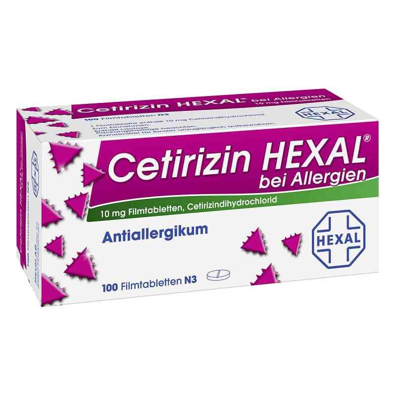 Cetirizin HEXAL bei Allergien  bei apotheke-online.de bestellen