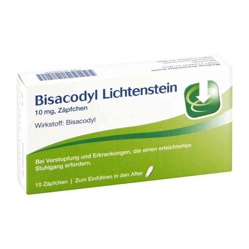 Bisacodyl Lichtenstein 10mg  bei apo.com bestellen