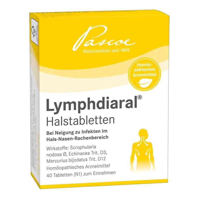 Lymphdiaral Halstabletten  bei apo.com bestellen