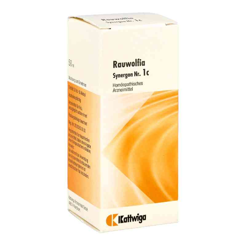 Synergon 1 c Rauwolfia Tropfen  bei apo.com bestellen