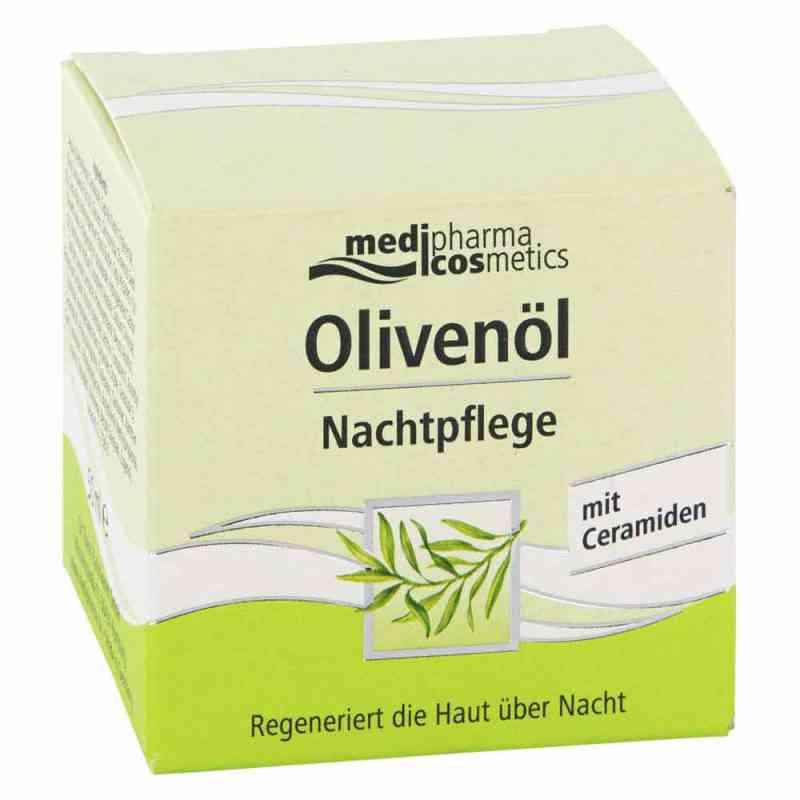 Olivenöl Nachtpflege Creme  bei apo.com bestellen