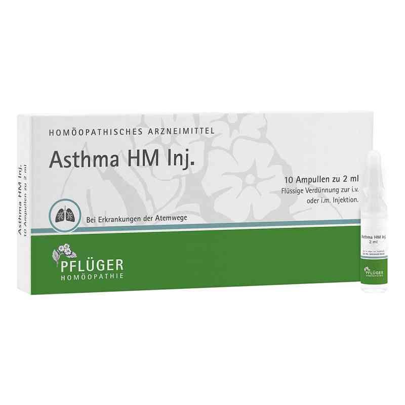 Asthma Hm iniecto  Ampullen  bei apo.com bestellen