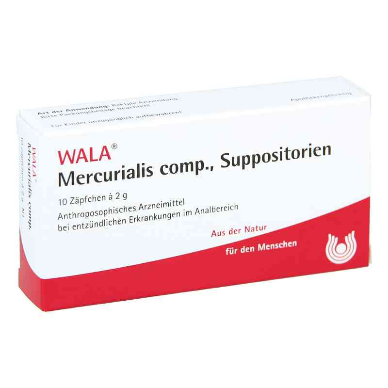 Mercurialis compositus  Suppositorien  bei apo.com bestellen