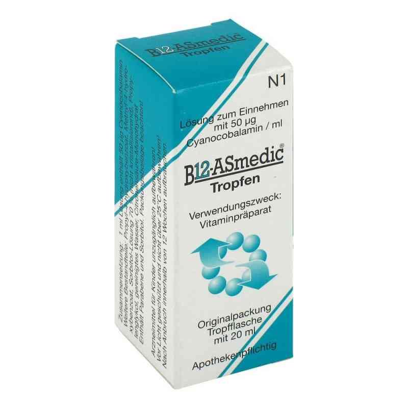 B12 Asmedic Tropfen zum Einnehmen  bei apo.com bestellen
