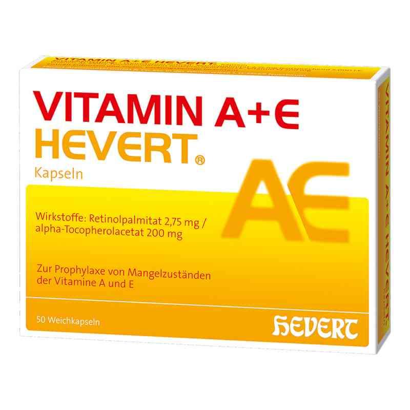 Vitamin A+e Hevert Kapseln  bei apo.com bestellen