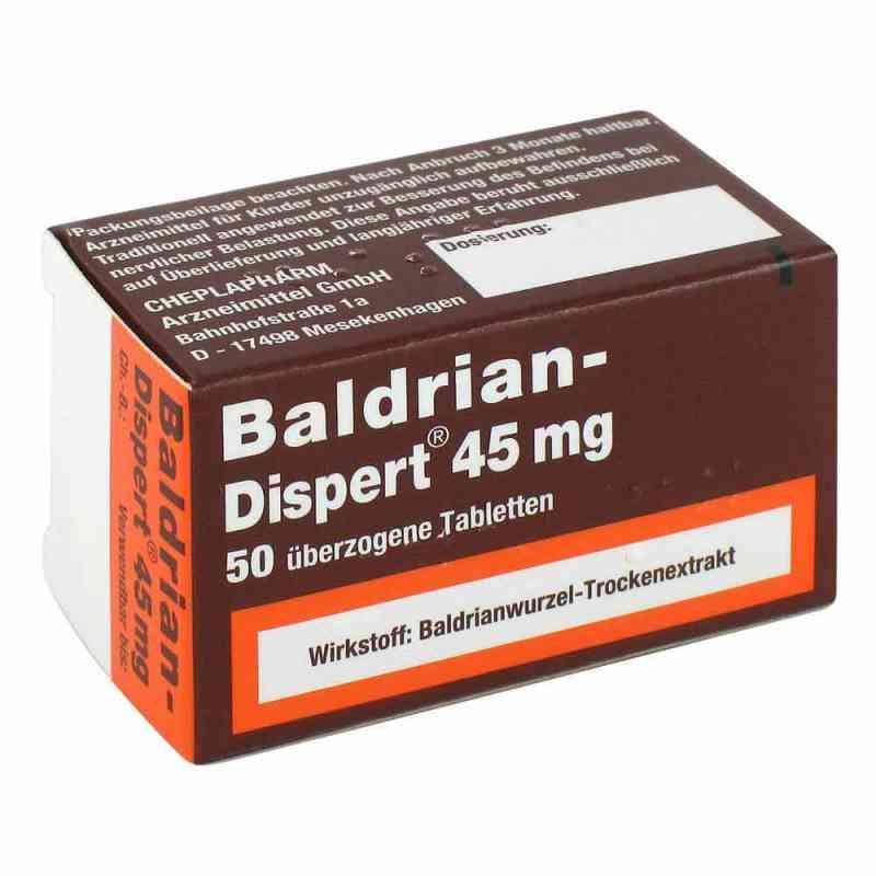 Baldrian-Dispert 45mg  bei apo.com bestellen