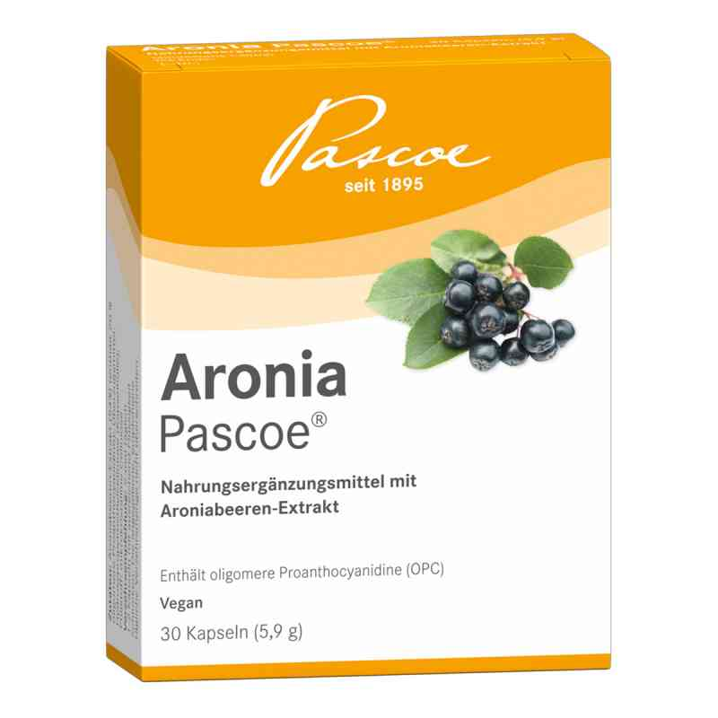 Aronia Pascoe Kapseln  bei apo.com bestellen