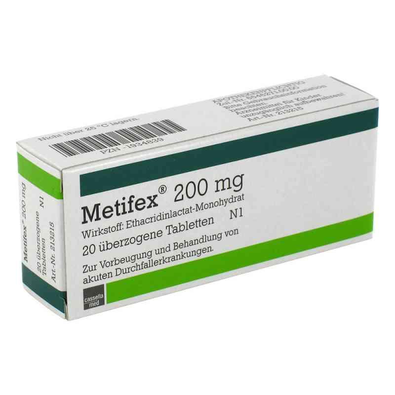 Metifex 200mg  bei apo.com bestellen