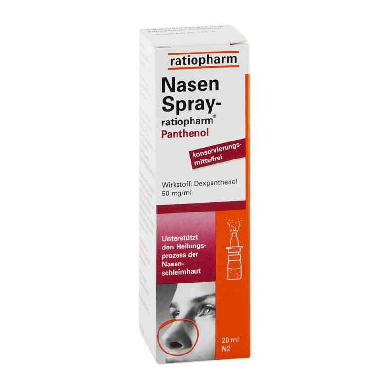 NasenSpray-ratiopharm Panthenol  bei apo.com bestellen