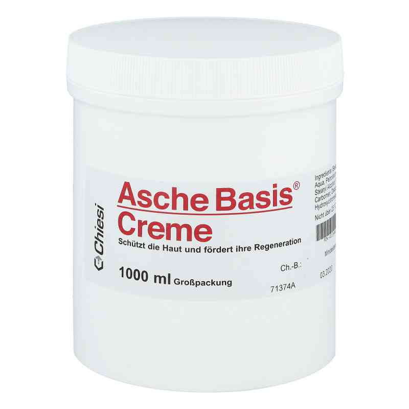asche basis creme 1000 ml g nstig bei. Black Bedroom Furniture Sets. Home Design Ideas