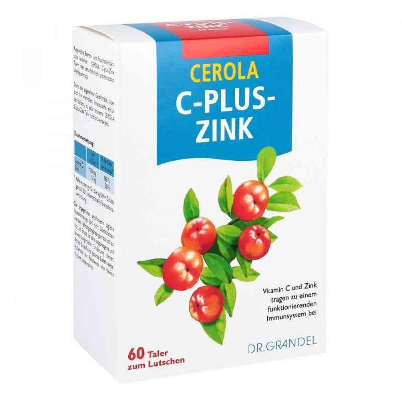 Cerola C plus Zink Taler Grandel  bei apo.com bestellen