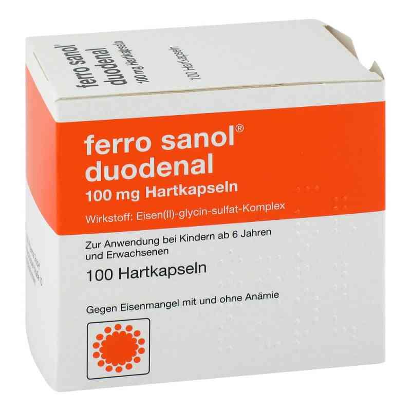 Ferro sanol duodenal 100mg  bei apo.com bestellen