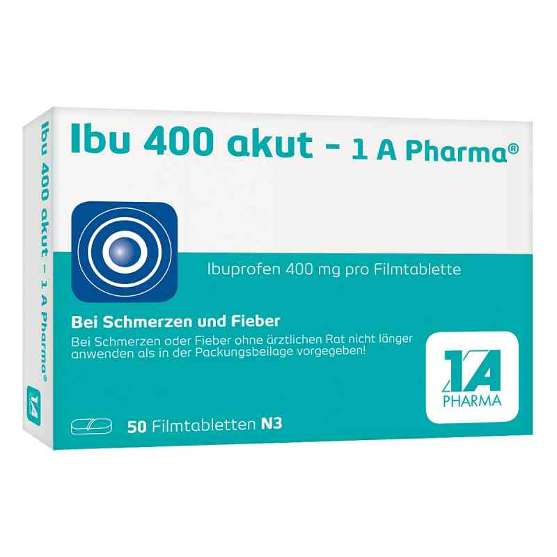 Ibu 400 akut-1A Pharma  bei apo.com bestellen