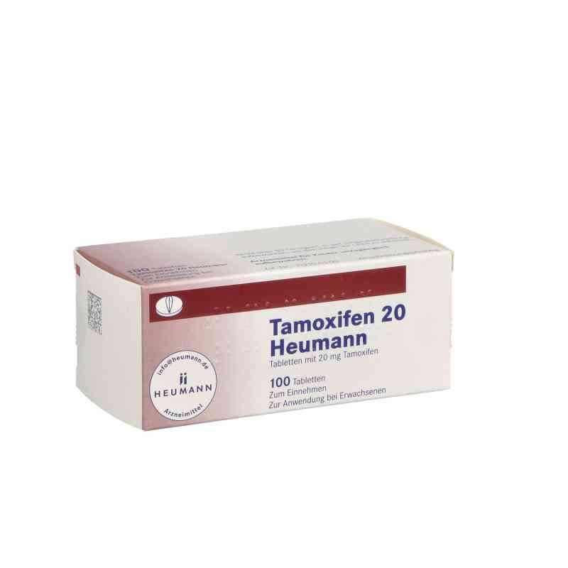 Tamoxifen 20 Heumann Tabletten  bei apo.com bestellen