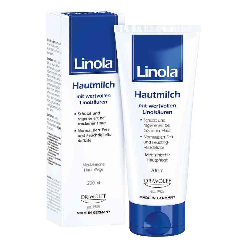 Linola Hautmilch  bei apotheke-online.de bestellen