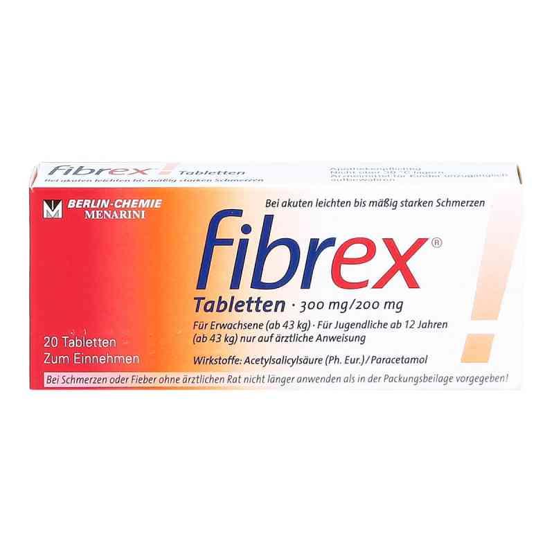 Fibrex 300mg/200mg  bei apotheke-online.de bestellen