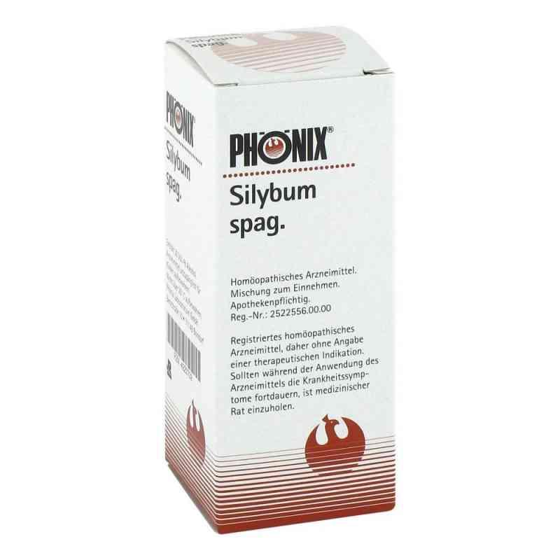 Phönix Silybum spag. Tropfen  bei apo.com bestellen