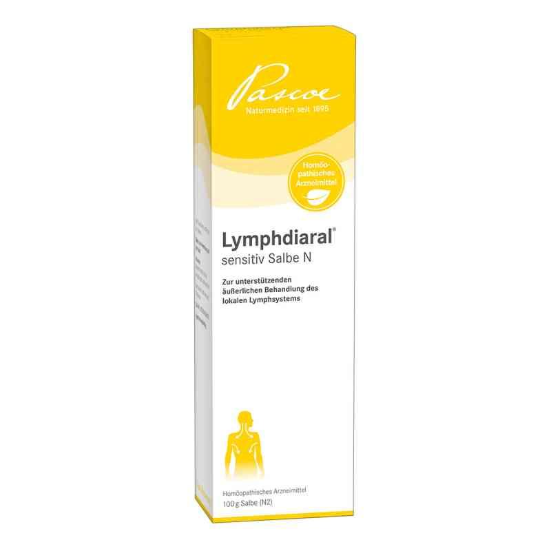 Lymphdiaral Sensitiv Salbe N  bei apo.com bestellen
