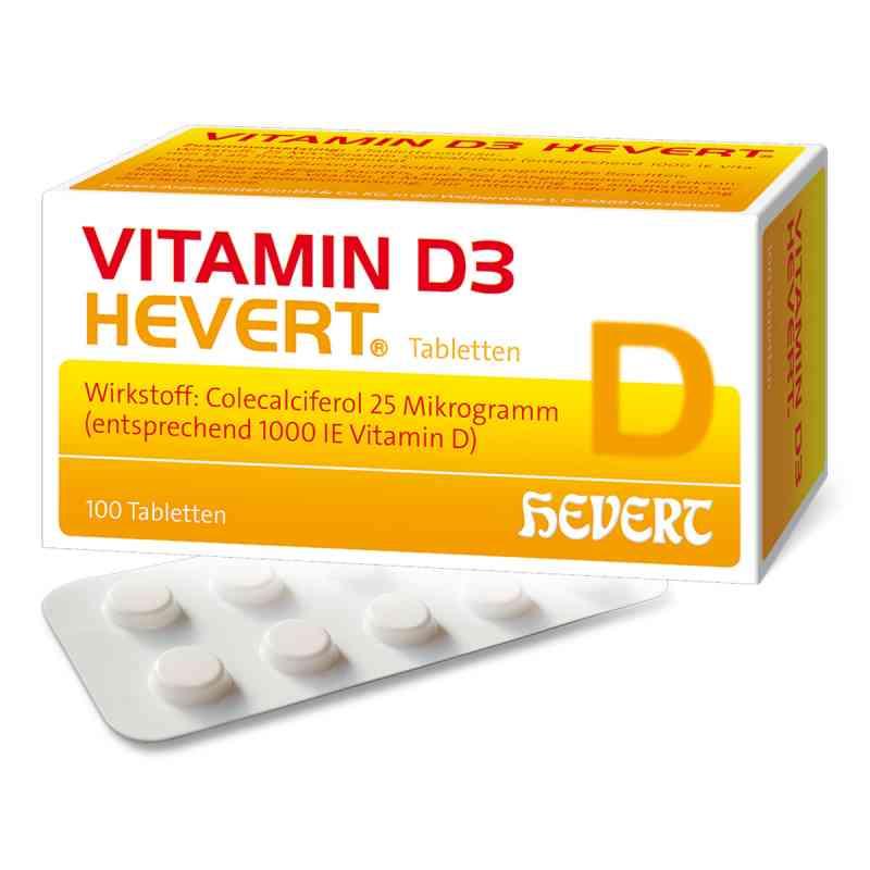 Vitamin D3 Hevert Tabletten  bei apo.com bestellen