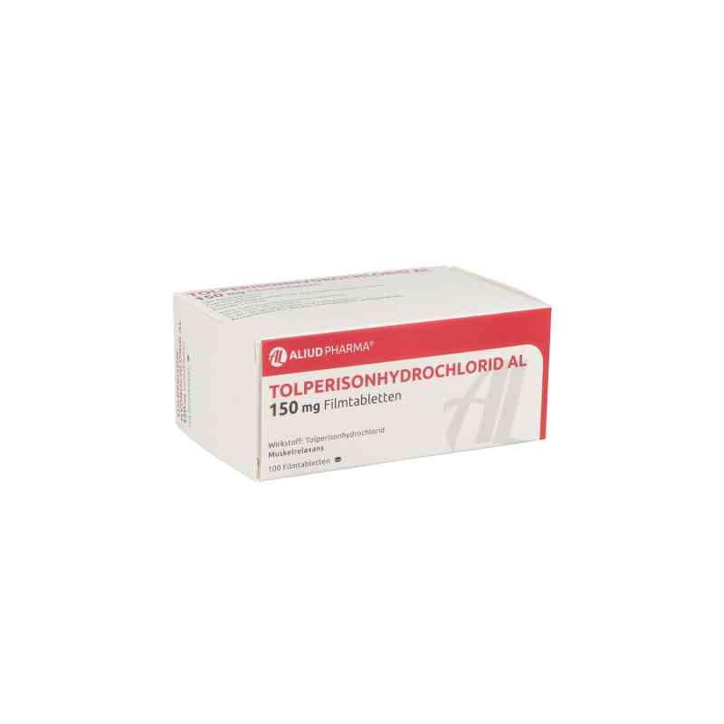 Tolperison Hydrochlorid Al 150 mg Filmtabletten  bei apo.com bestellen