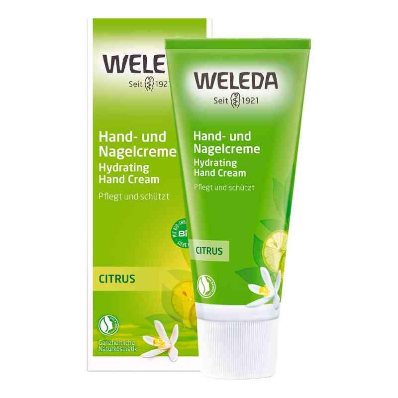 Weleda Citrus Hand- und Nagelcreme  bei apotheke-online.de bestellen