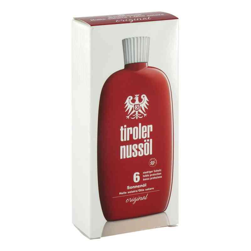 Tiroler Nussöl orig.Sonnenöl wasserfest Lsf 6  bei apo.com bestellen