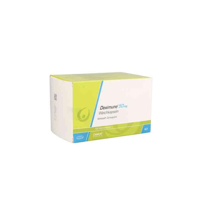 Deximune 50 mg Weichkapseln  bei apo.com bestellen