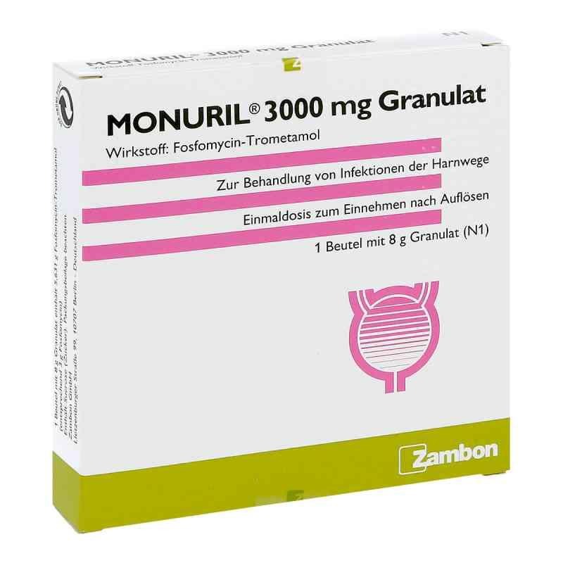 Granulat wirkt monuril 3000 wie schnell Monuril 3