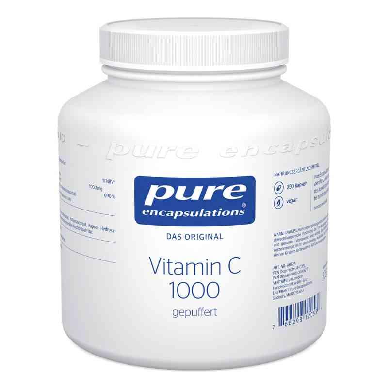 Pure Encapsulations Vitamin C 1000 gepuff.Kps.  bei apo.com bestellen