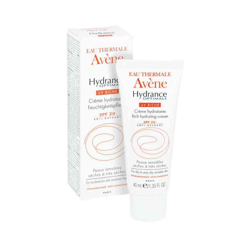 Avene Hydrance Optimale Uv riche Creme  bei apotheke-online.de bestellen
