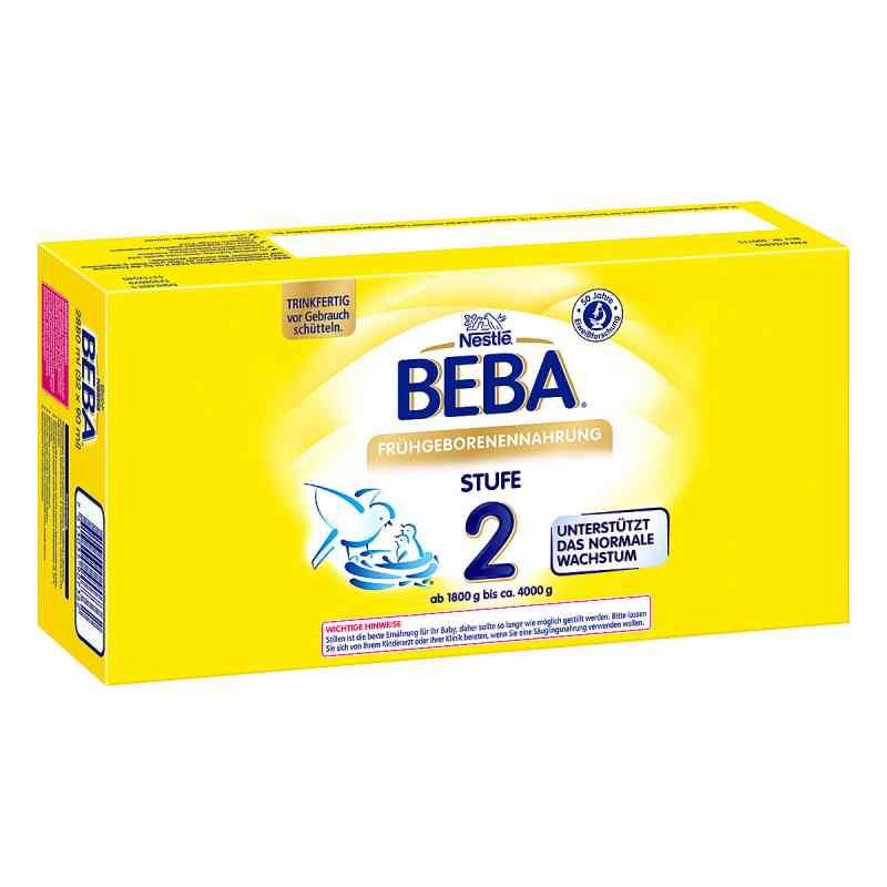 Nestle Beba Frühgeborenen Nahrung Stufe 2  bei apo.com bestellen