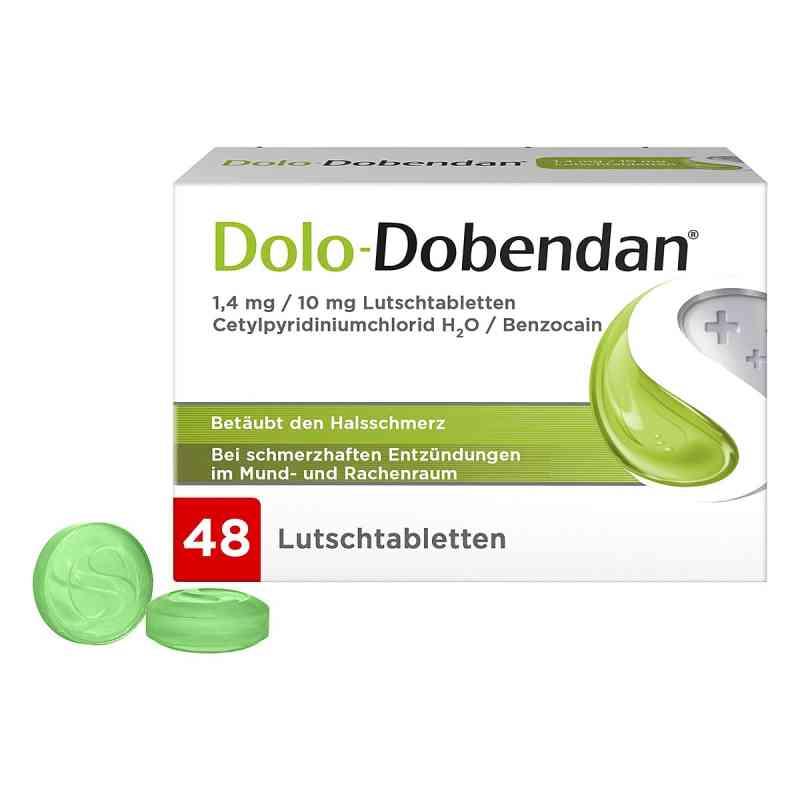 Dolo-Dobendan gegen Halsschmerzen 1,4mg/10mg  bei apo.com bestellen