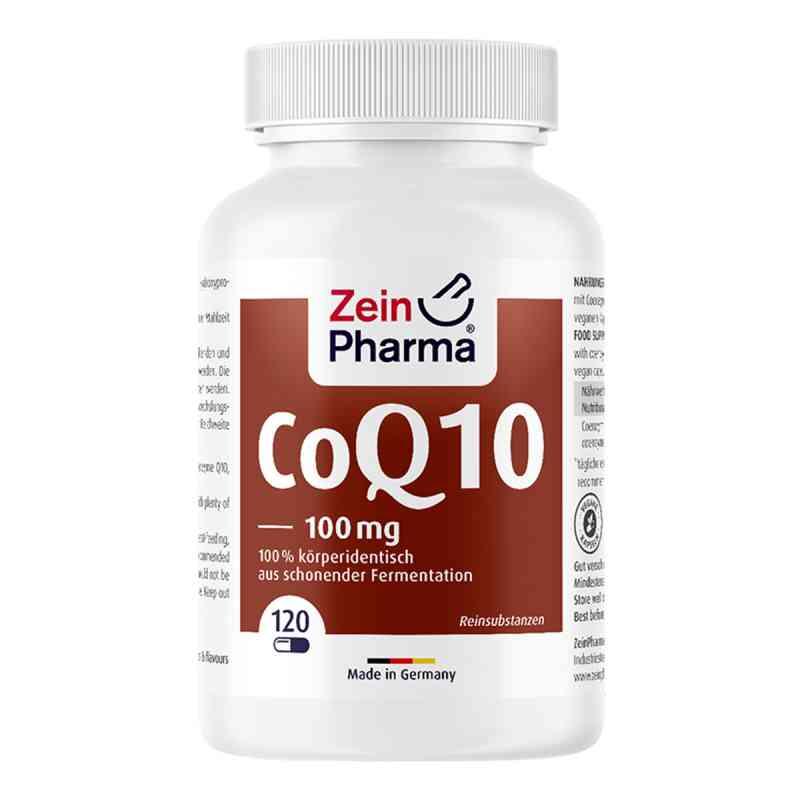 Coenzym Q10 100 mg Kapseln  bei apotheke-online.de bestellen