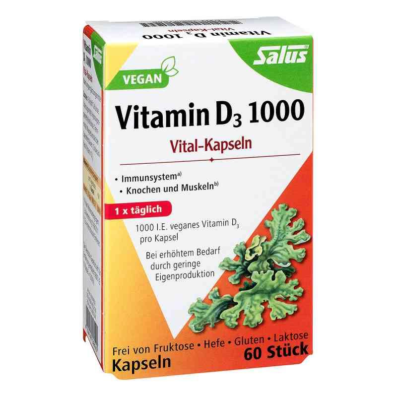 Vitamin D3 1000 vegan Vital-kapseln Salus  bei apo.com bestellen