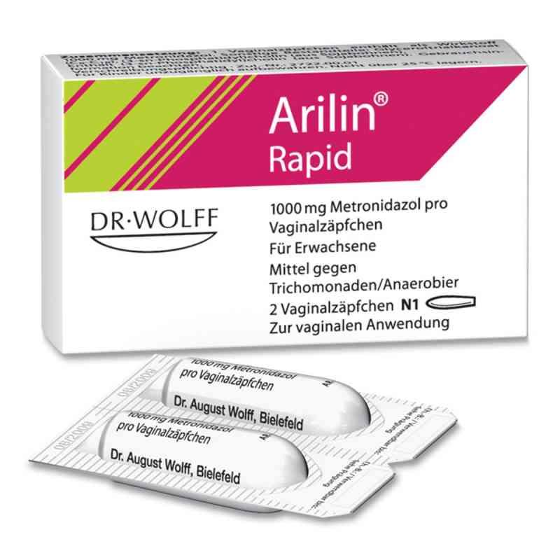 Zäpfchen erfahrungsberichte arilin Stillfreundliche Alternative