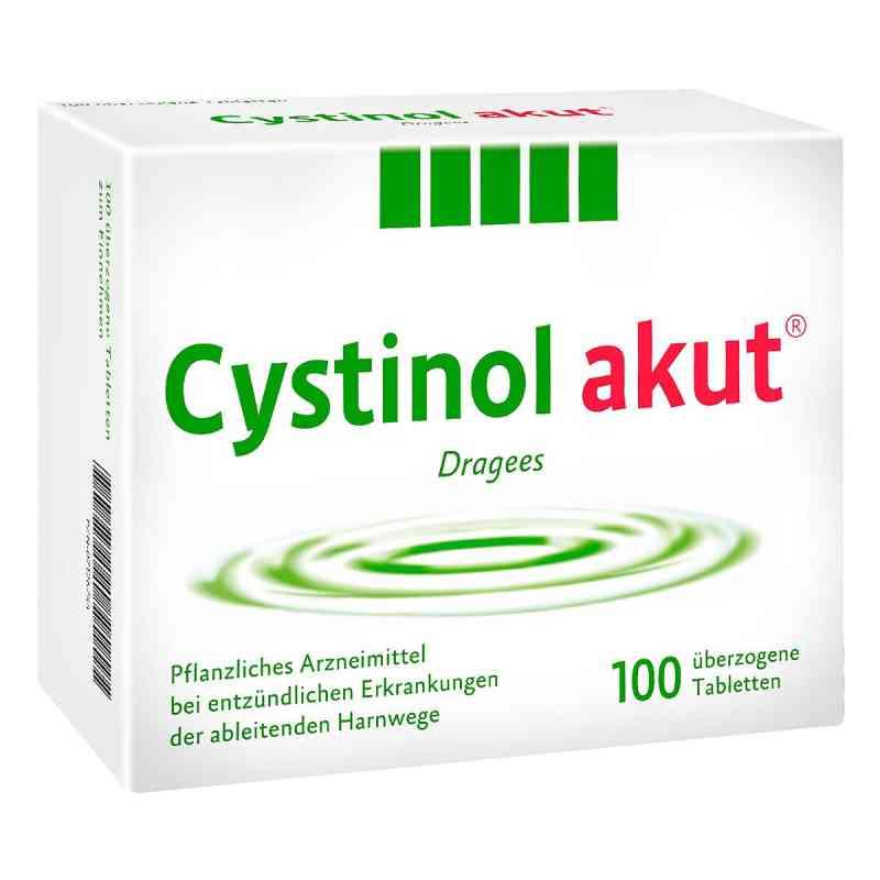 Cystinol akut Dragees  bei apotheke-online.de bestellen