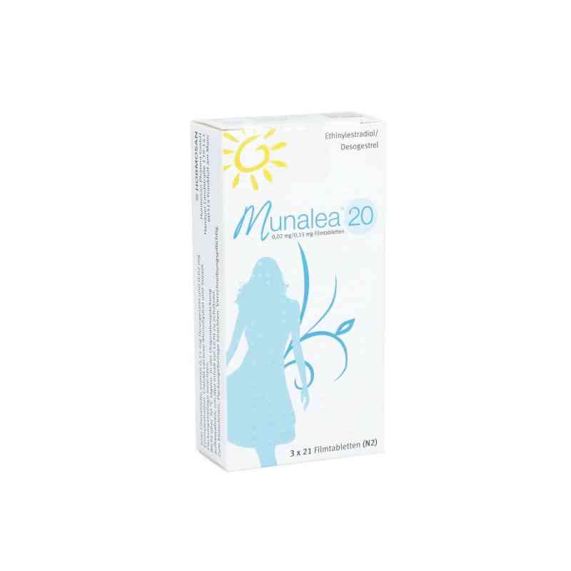 Munalea 20 0,02mg/0,15mg 63 stk günstig bei apo.com