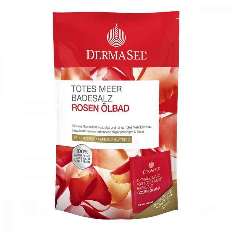 Dermasel Totes Meer Badesalz+rose Spa  bei apotheke-online.de bestellen
