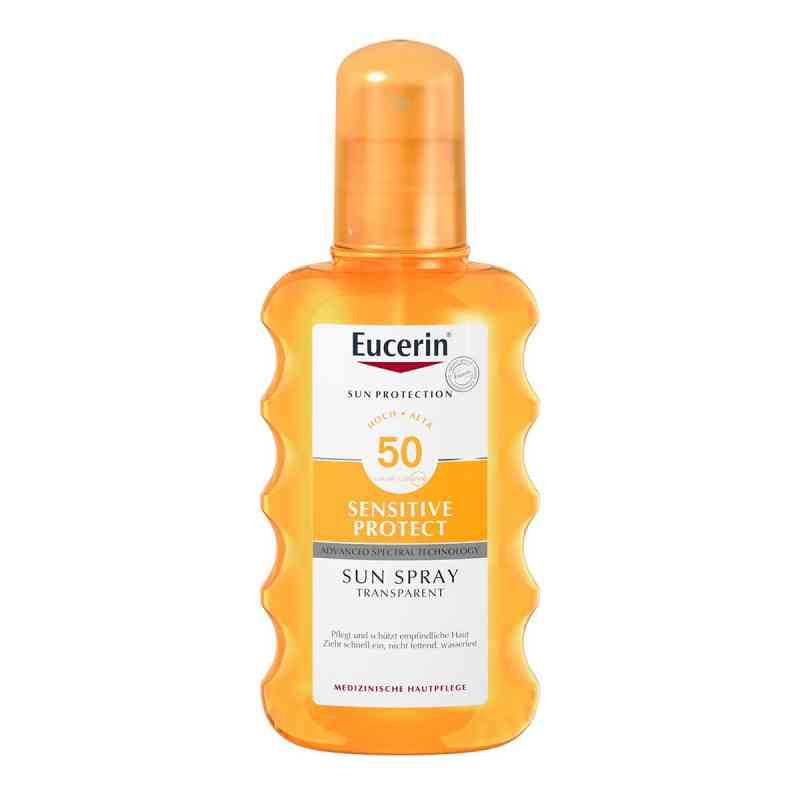 Eucerin Sun Transparent Spray  bei apo.com bestellen