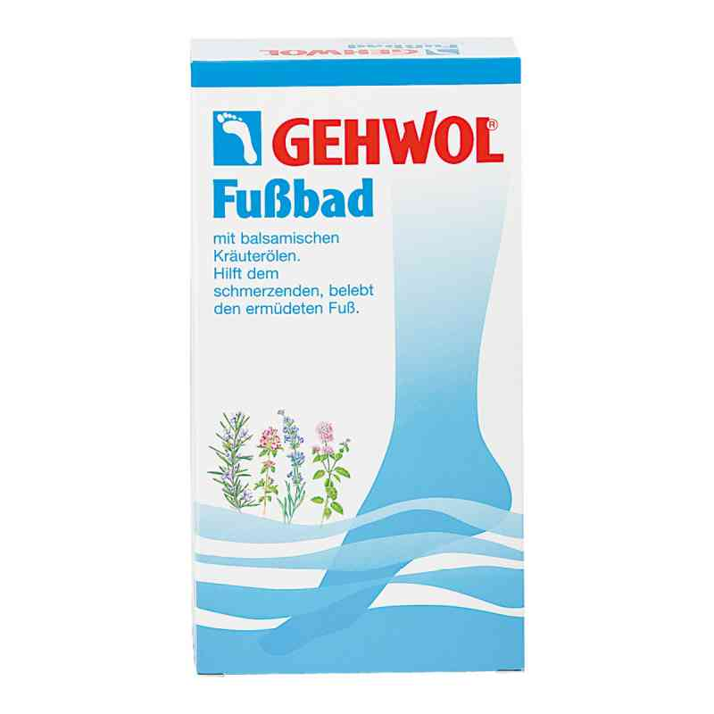 Gehwol Fussbad Portionsbtl.  bei apotheke-online.de bestellen