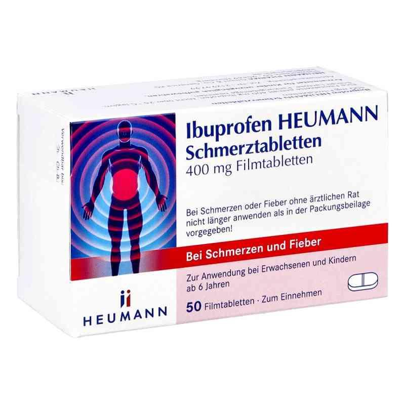 Ibuprofen Heumann Schmerztabletten 400mg  bei vitaapotheke.eu bestellen