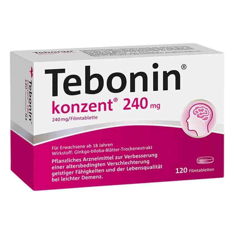 Tebonin konzent 240mg  bei apo.com bestellen