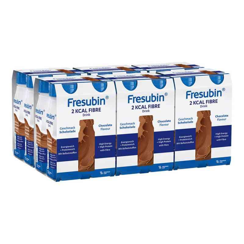 Fresubin 2 kcal fibre Drink Schokolade Trinkflasche  bei apo.com bestellen