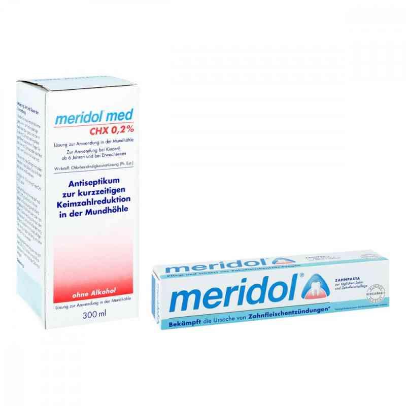 Meridol Zahnpflege Set  bei apo.com bestellen