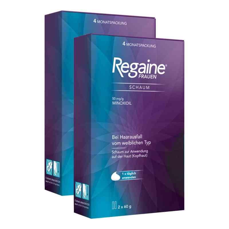 Regaine Frauen Schaum 50 mg/g 2x2x60 g günstig bei apo.com