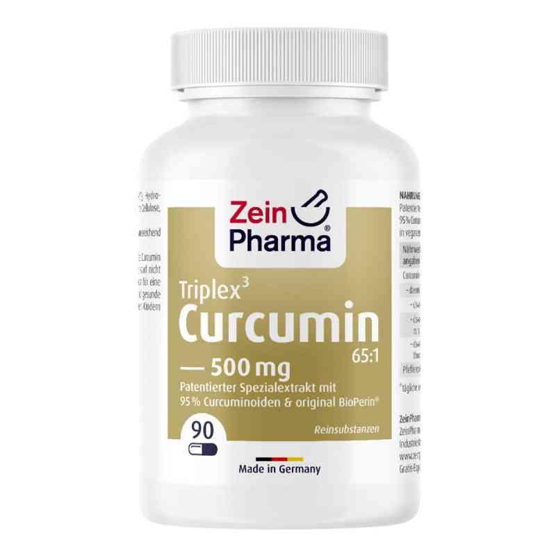 Curcumin-triplex3 500 mg/Kap.95% Curcumin+bioperin  bei apo.com bestellen