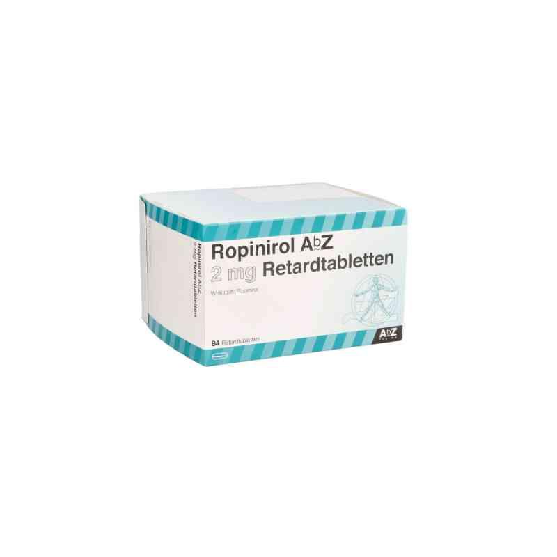 Ropinirol Abz 2 mg Retardtabletten  bei apo.com bestellen