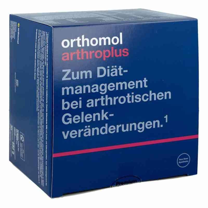 Orthomol arthroplus Granulat/kapseln  bei apotheke-online.de bestellen