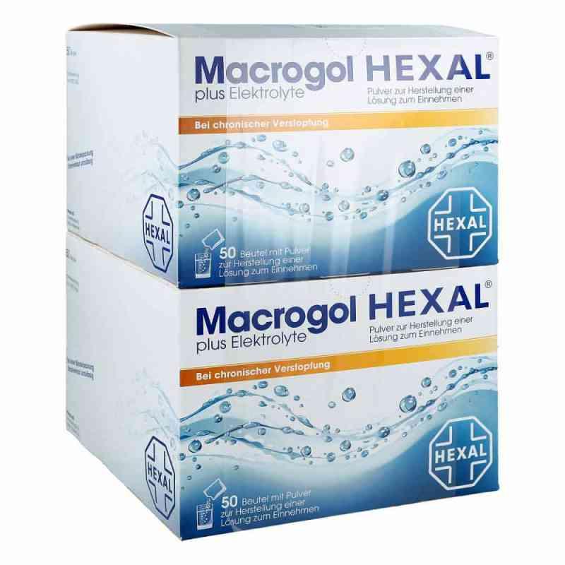 Macrogol HEXAL plus Elektrolyte  bei apotheke-online.de bestellen